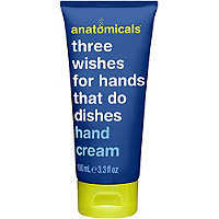 Anatomicals Three Wishes For Hands That Do Dishes Hand Cream