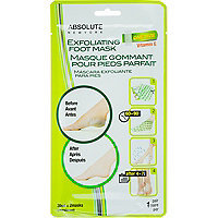 Absolute New York Exfoliating Foot Mask