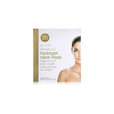 Miss Spa Youth Renewal Hydrogel Neck Mask