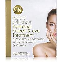 Miss Spa Restore Brilliance Hydrogel Cheek & Eye Treatment