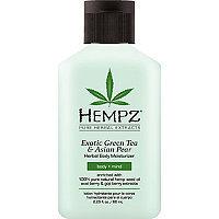 Hempz Travel Size Exotic Green Tea & Asian Pear herbal Body Moisturizer