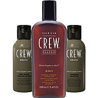 American Crew Travel Grooming Kit