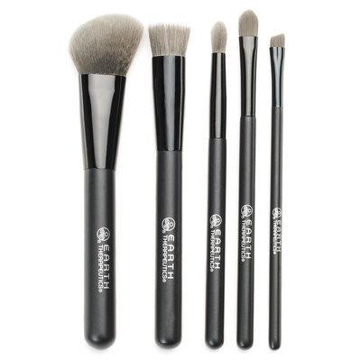 Earth Therapeutics Pure fx Cosmetic Brush Set (Black)