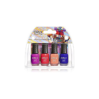 Orly Adrenaline Rush 4 Pc Mini Kit