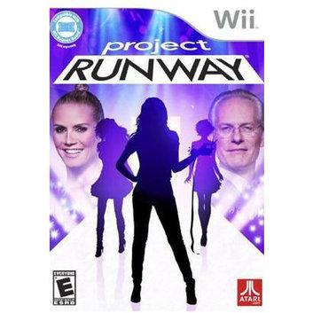 Atari Project Runway (Nintendo Wii)