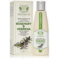 SKIN&CO Rosemary & Verbena Gentle Body Milk