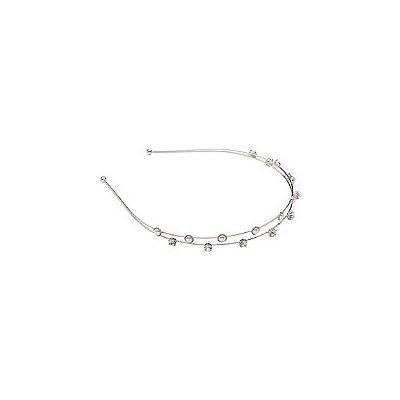 Karina Stones & Pearls Headband
