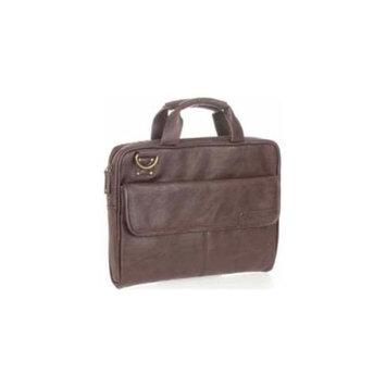Eddie Bauer EBLTHSLIM16-BRN-000 16 inch Slim Laptop Case, Brown
