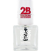 2B Colours Base Coat Nail Polish