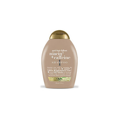 niacin3 & caffeine shampoo