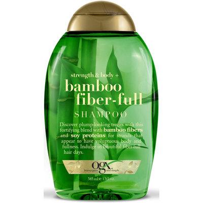 OGX® Bamboo Fiber-full Shampoo