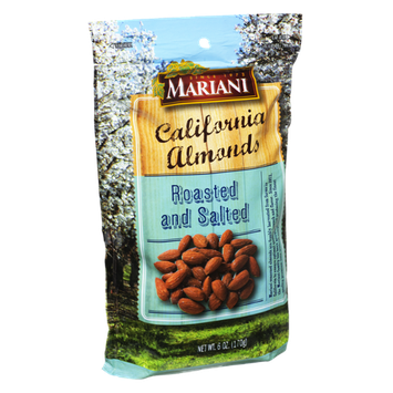Mariani Roasted and Salted California Almonds