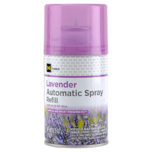 DG Home Automatic Spray Refill - Lavender