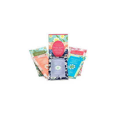 Pacifica Travel Ready Facial Wipes
