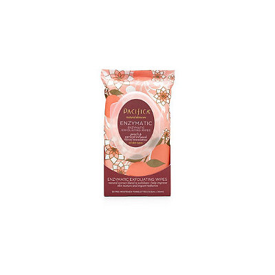 Pacifica Enzymatic Exfoliating Wipes
