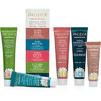 Pacifica Dreamy Youth Natural Solutions Starter Kit - Mask and Scrub Set