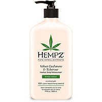 Hempz Velvet Cashmere & Tuberose Herbal Body Moisturizer