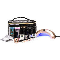 Red Carpet Manicure Pro 45 Starter Kit & Limited Edition Gold Accessories Kit