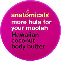 Anatomicals More Hula For Your Moolah Hawaiian Coconut Body Butter