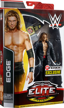 Mfg Id For Dot.com Items Rated R Edge - Ringside Collectibles Elite Flashback Exclusive WWE Toy Wrestling Action Figure