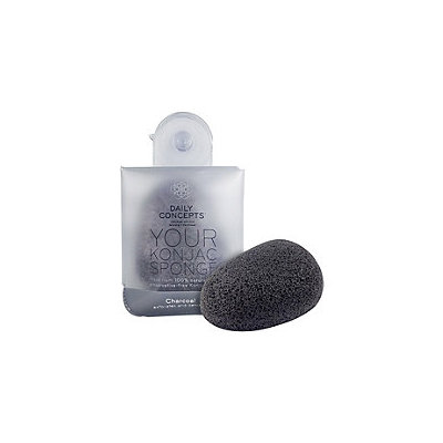 Daily Concepts Your  Konjac Sponge Charcoal
