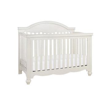 Million Dollar Baby Etienne 4-in-1 Convertible Crib, White