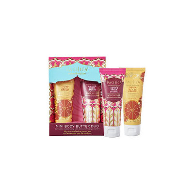 Pacifica Mini Body Butter Duo Stocking Stuffer
