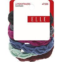 Elle Soft Fabric Ponytailers