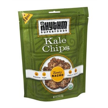 Rhythm Superfoods Zesty Nacho Kale Chips