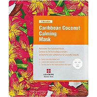 Leaders 7 Wonders Caribbean Coconut Calming Sheet Mask
