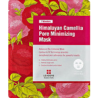 Leaders 7 Wonders Himalayan Camellia Pore Minimizing Sheet Mask