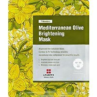 Leaders 7 Wonders Mediterranean Olive Brightening Sheet Mask