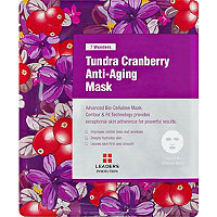 Leaders 7 Wonders Tundra Cranberry Anti-Aging Sheet Mask