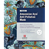 Leaders 7 Wonders Amazonian Acai Anti-Pollution Sheet Mask