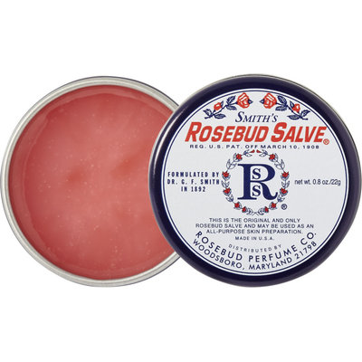 Rosebud Perfume Co. Smith's Rosebud Salve Tin