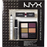 NYX Cosmetics Unraveled Look Set
