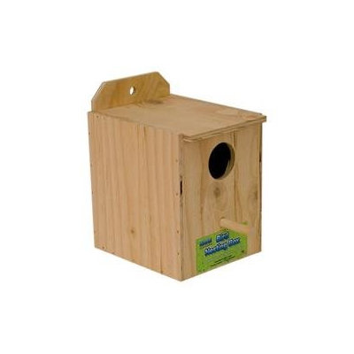 Ware Mfg Parakeet Nest Bird House