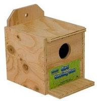 Topdawg Pet Supplies WARE 089034 Pet Finch Nest Box Regular