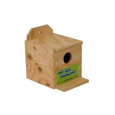 Topdawg Pet Supplies .Ware Manufacturing nest box finch reverse
