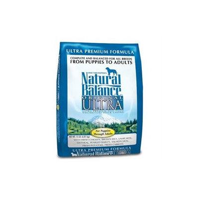 Natural Balance Ultra Premium Dry Dog Food 15lb