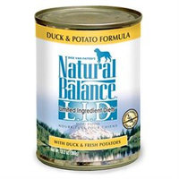 Natural Balance Limited Ingredient Diets Formula - 12 x 13 oz