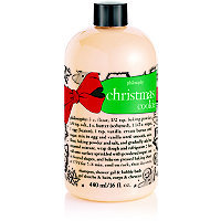 Philosophy Christmas Cookie Shampoo, Shower Gel, & Bubble Bath