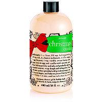 Philosophy Christmas Cookie Shampoo, Shower Gel, & Bubble Bath