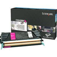 Lexmark C5242MH High-Yield Toner LEXC5242MH