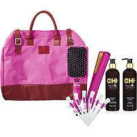 Chi Ultra CHI Pink Argan Smooth Kit