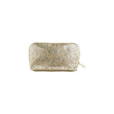 Tartan + Twine Armory Stone Gold Medium Clutch