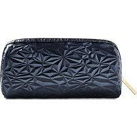 Tartan + Twine Armory Stone Black Pencil Case
