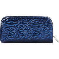 Tartan + Twine Armory Stone Blue Pencil Case