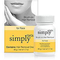 Gigi Simply Brush On Hair Remover for Face