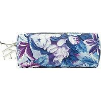 Anna Martina Franco Romantic Floral Rectangular Cosmetic Case